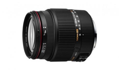 Sigma ra ống zoom đa dụng dùng kính FLD