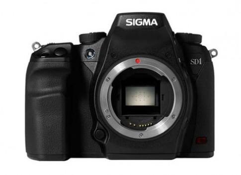 Sigma SD1 cảm biến 46 Megapixel giá 9.700 USD