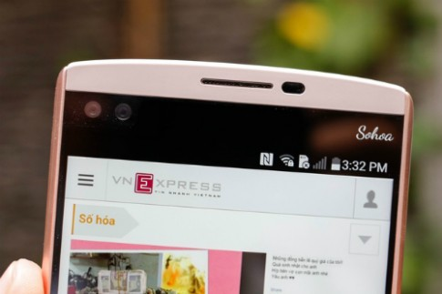 Smartphone 2 màn hình của LG xuất hiện tại Việt Nam