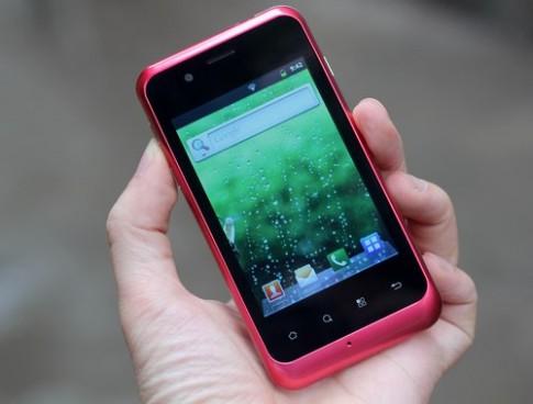 Smartphone 2 SIM thời trang, giá rẻ chạy Android