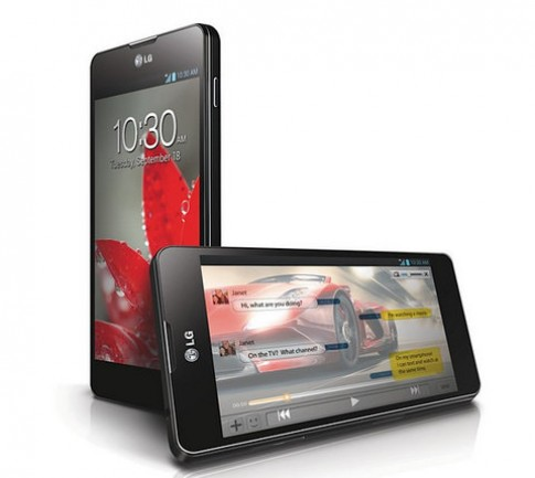 Smartphone 4 lõi cao cấp nhất của LG giá 900 USD