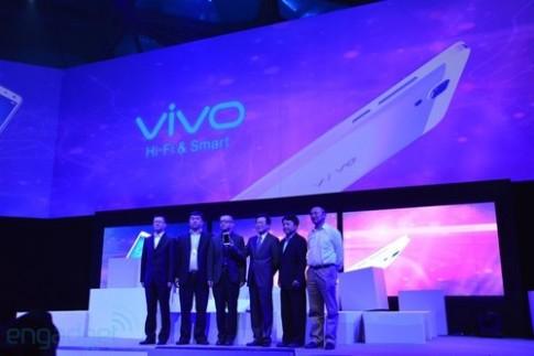 Smartphone 4 nhân Full HD 5,7 inch giá 10 triệu đồng