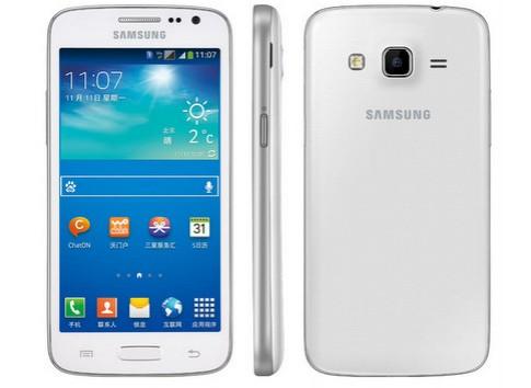 Smartphone 4 nhân tầm trung hỗ trợ 2 sim mới của Samsung