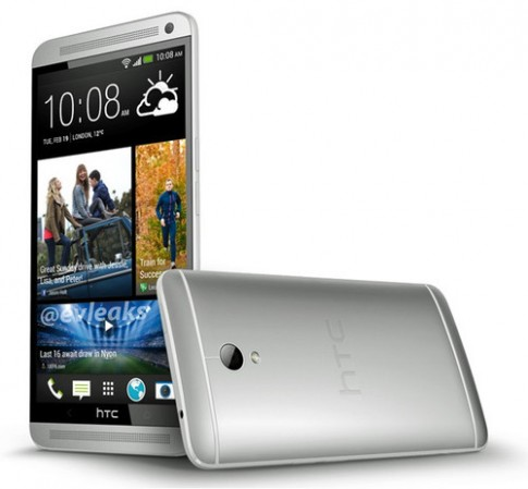 Smartphone 5,9 inch lớn nhất của HTC lộ ảnh chính thức