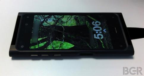 Smartphone 6 camera của Amazon rò rỉ ảnh
