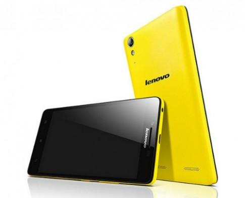 Smartphone Android 4 nhân giá 100 USD của Lenovo