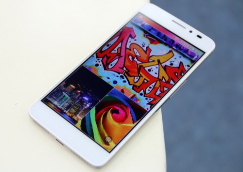 Smartphone Android chip 8 nhân giá tầm trung của Alcaltel