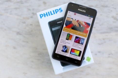 Smartphone Android có pin chờ 2 tháng