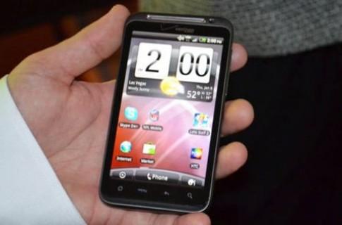 Smartphone Android của HTC có lỗ hổng an ninh