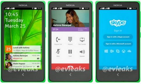Smartphone Android đầu tiên của Nokia ra mắt vào 25/3