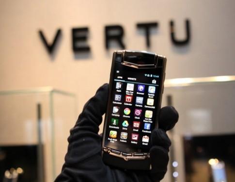 Smartphone Android đầu tiên của Vertu về Việt Nam