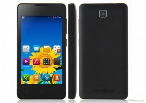Smartphone Android dùng chip 4 nhân giá 60 USD