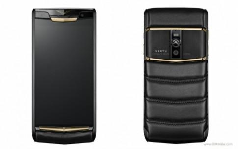 Smartphone Android giá hơn 200 triệu đồng tới từ Vertu