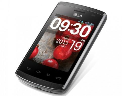 Smartphone Android giá rẻ nhất của LG có mặt ở Việt Nam