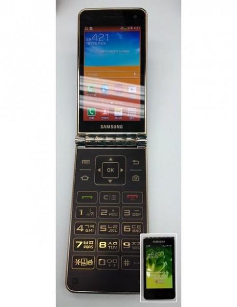 Smartphone Android vỏ gập của Samsung sẽ dùng chip 4 nhân