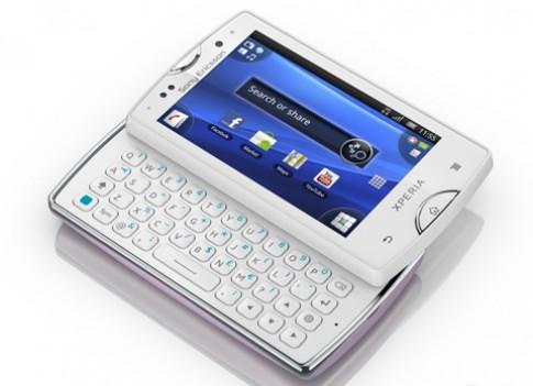 Smartphone bàn phím trượt QWERTY
