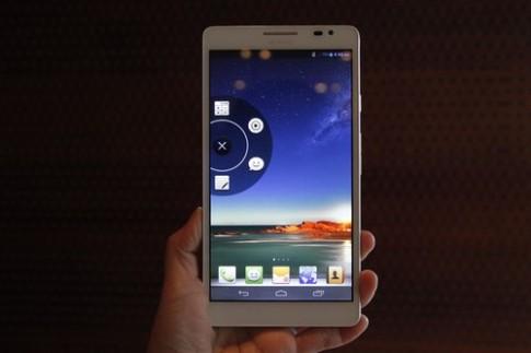 Smartphone bí mật của Huawei ra mắt ngày 18/6