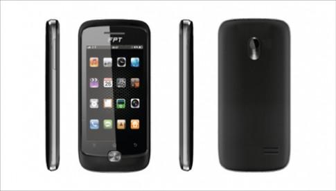 Smartphone cảm ứng điện dung FPT B991