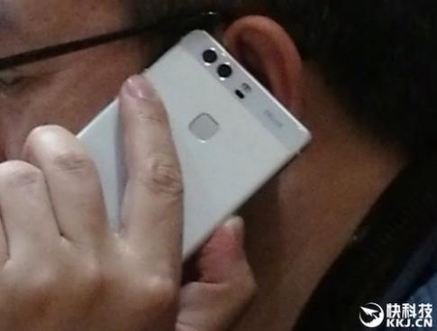 Smartphone camera kép của Huawei lộ ảnh
