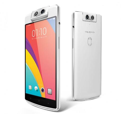 Smartphone camera tự động xoay của Oppo bắt đầu được bán