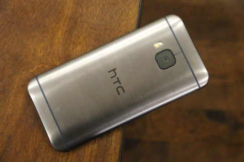 Smartphone cao cấp HTC One M9 xuất hiện ở Việt Nam