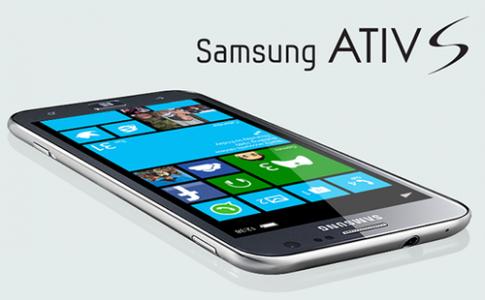 Smartphone chạy Windows Phone 8 của Samsung giá 600 USD