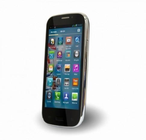 Smartphone chip lõi tứ của mobiistar chuẩn bị ra mắt