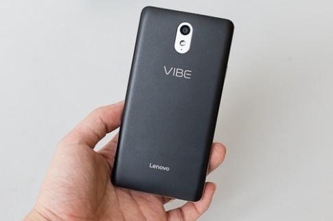 Smartphone chống nước, pin lớn của Lenovo về Việt Nam