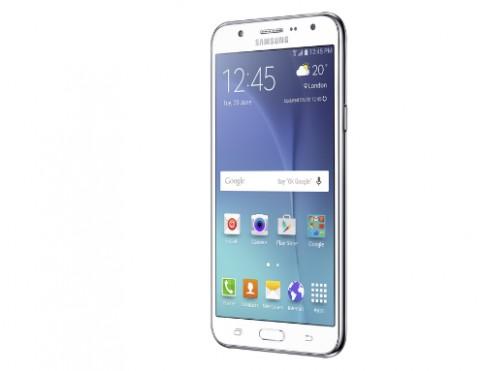 Smartphone chuyên selfie của Samsung có giá từ 5 triệu đồng