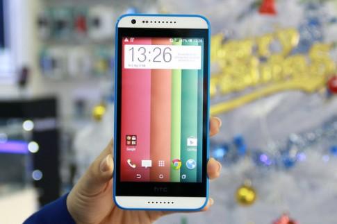 Smartphone chuyên selfie giá hơn 5 triệu đồng của HTC