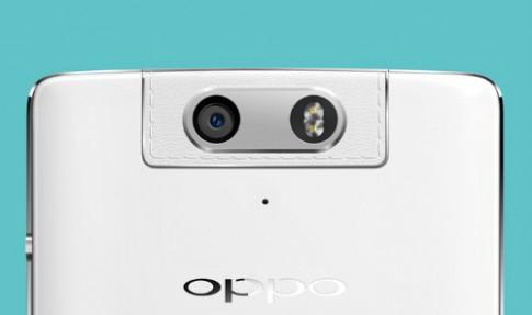 Smartphone có camera tự động xoay N3 trình làng