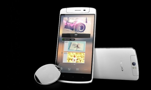 Smartphone có camera xoay của Oppo về Việt Nam