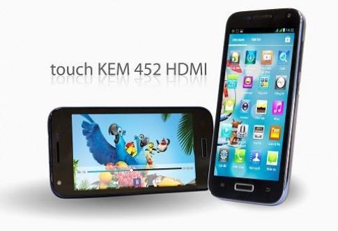 Smartphone có cổng HDMI