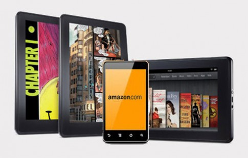 Smartphone của Amazon có kích cỡ 4-5 inch
