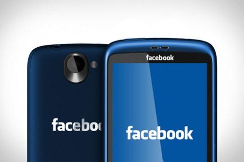 Smartphone của Facebook dần lộ diện