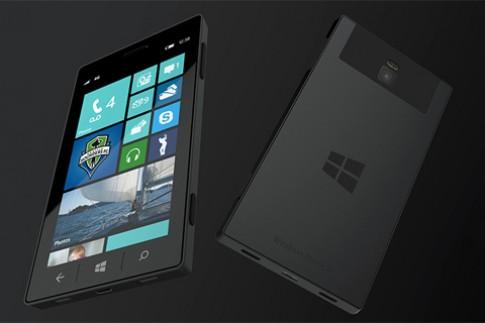 Smartphone của Microsoft đang được thử nghiệm