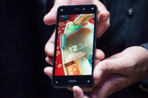 Smartphone đầu tiên của Amazon rớt giá còn 199 USD