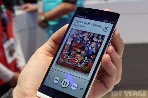 Smartphone đầu tiên tích hợp âm thanh Dirac HD với Dolby Mobile