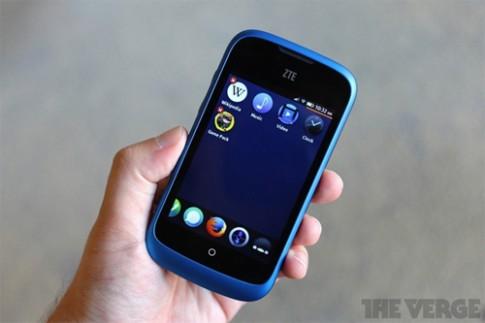 Smartphone dùng Firefox OS có giá 80 USD trên eBay