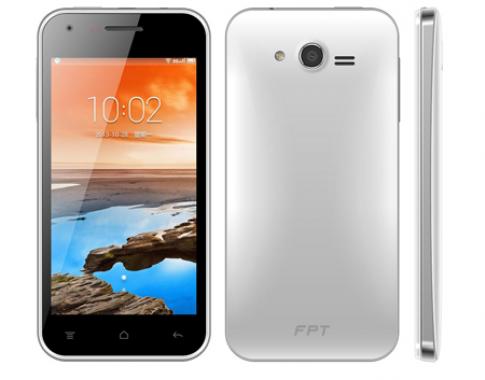 Smartphone FPT F56 cho người dùng phổ thông