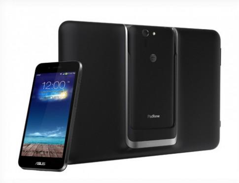 Smartphone Full HD lai máy tính bảng 9 inch của Asus
