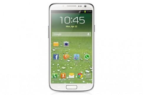 Smartphone Full HD với chip Exynos 5 của Samsung