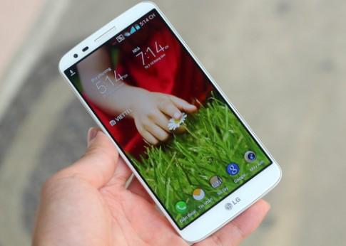 Smartphone G2 cao cấp nhất của LG có mặt ở Việt Nam