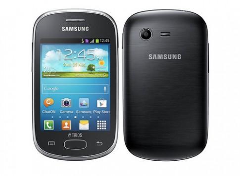 Smartphone Galaxy đầu tiên có 3 SIM