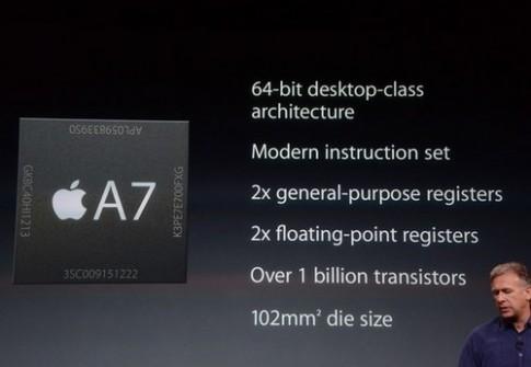 Smartphone Galaxy mới sẽ được nâng cấp CPU 64-bit