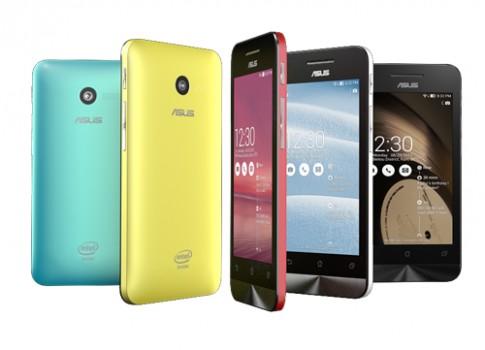 Smartphone giá hơn 2 triệu đồng của Asus bán tháng sau
