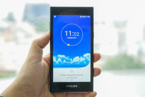 Smartphone giá rẻ có camera trước 8 'chấm'