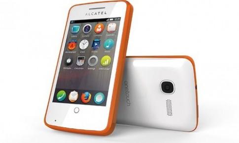 Smartphone giá rẻ dùng Firefox OS trình làng ở MWC 2013