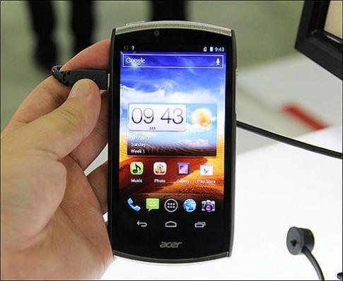 Smartphone giá rẻ tại Computex 2012