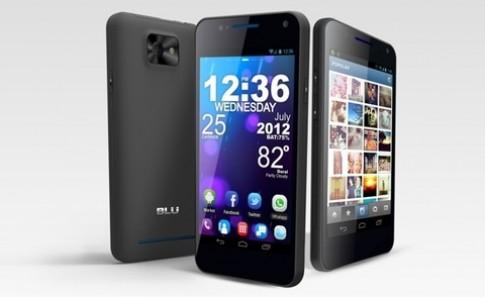 Smartphone hai sim đầu tiên có màn Super AMOLED Plus